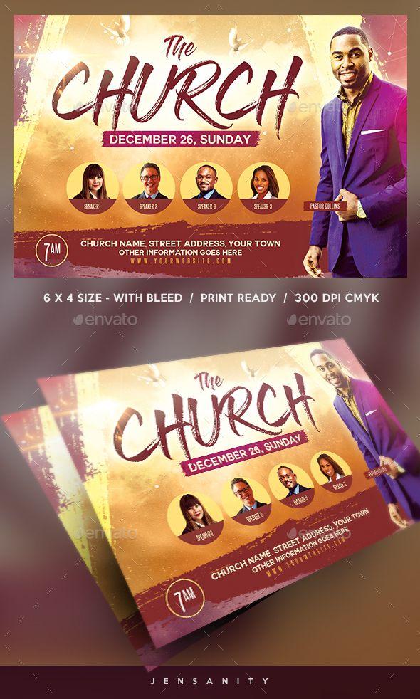 Church Flyer Church Poster Design Church Poster Church Graphic