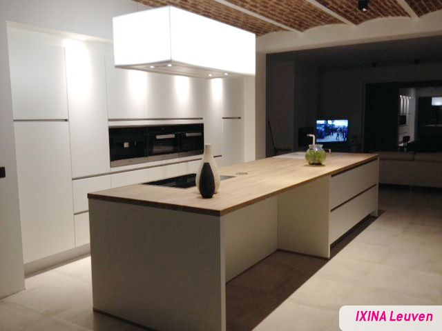 Keukenrealisatie - IXINA