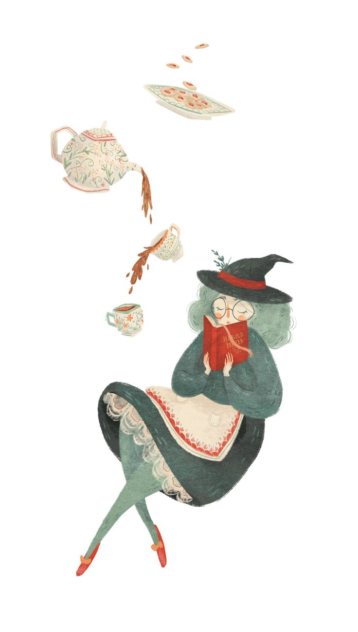 Taryn Knight, Witchy tea