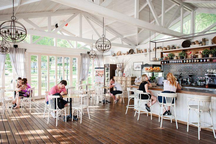 Кофейня Petit Сafé - Лучший интерьер ресторана, кафе или бара | PINWIN…