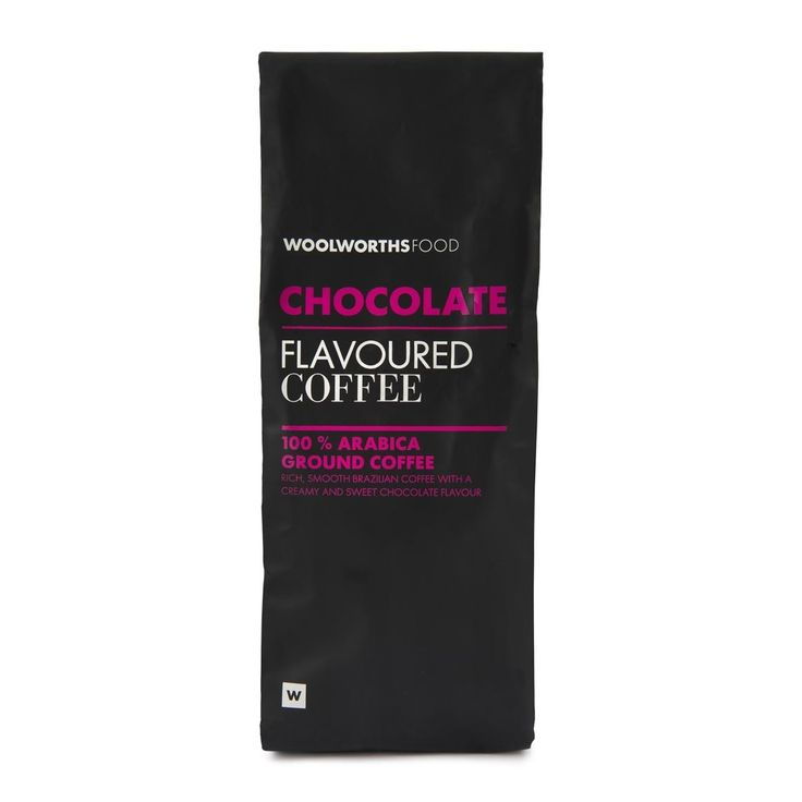 Chocolate Flavour Ground Coffee 250g