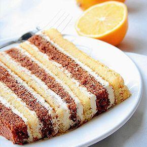 Бисквитный торт очень вкусный и простой рецепт