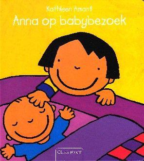 Anna op babybezoek - Kathleen Amant