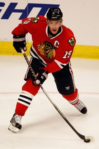 Chicago Blackhawks, jonathan toews