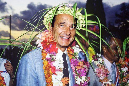 Top 38 des photos les plus cools de Jacques Chirac, un président comme on n'en…