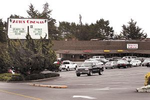 Safeway's plans to remodel the Rio Del Mar Shopping Center could include the Aptos Cinemas and the Aptos Ace Hardware.
