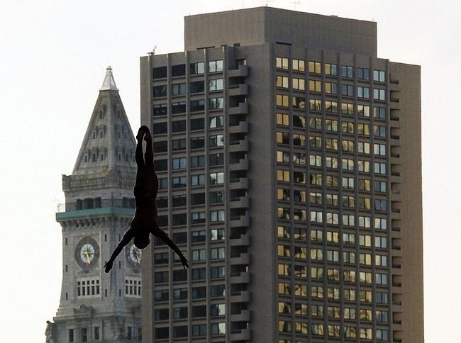 Cliff Diving World Series 2011, Boston