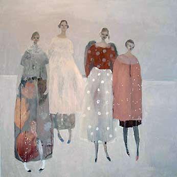 kristin vestgard: Artodyssey, Inspiration, Figure, Kristin Vestgård, Artist, Art Illustration, Art Paintings Books, Kristin Vestgard
