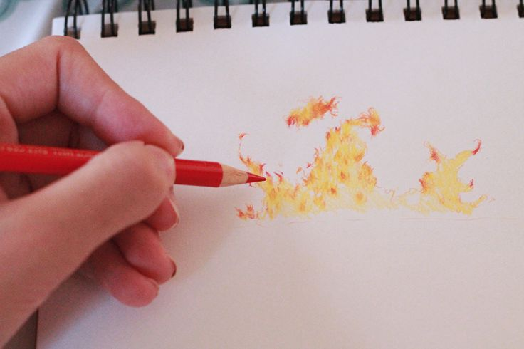 Learn how to draw fire that matches your artistic style. Get three tutorials that cover realistic drawings, cartoons and colored pencils.