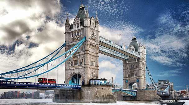Escapada fin de semana a Londres
