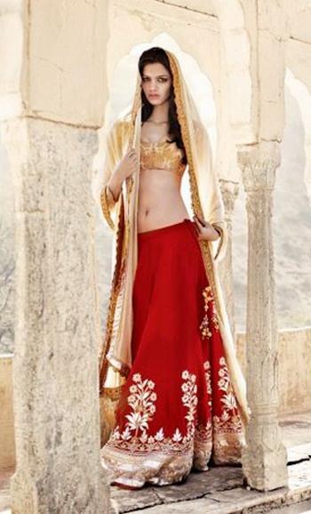 #anitadongre's bridal #lehenga