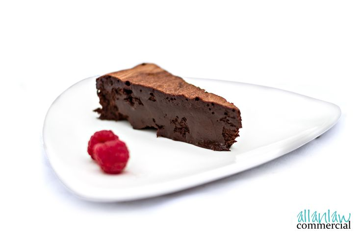 Chocolate Torte - Inverness Food Photography