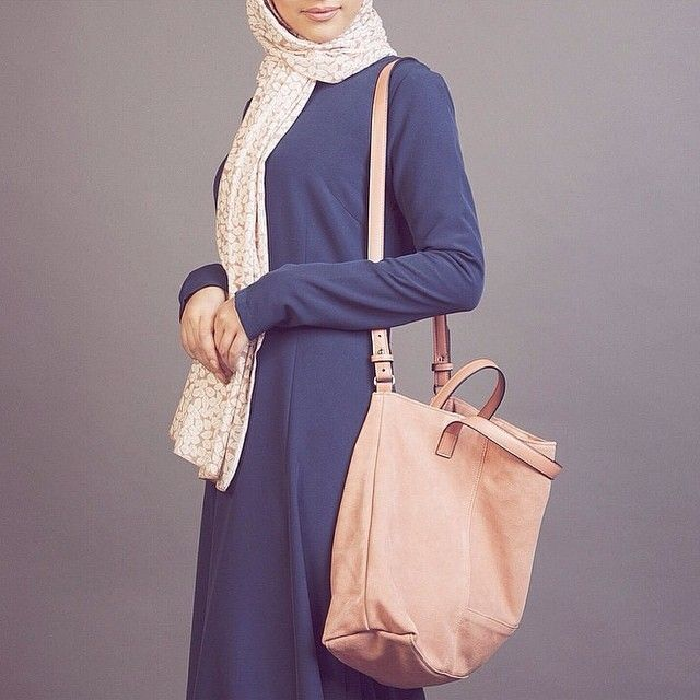 INAYAH   Navy Structured Abaya www.inayahcollection.com