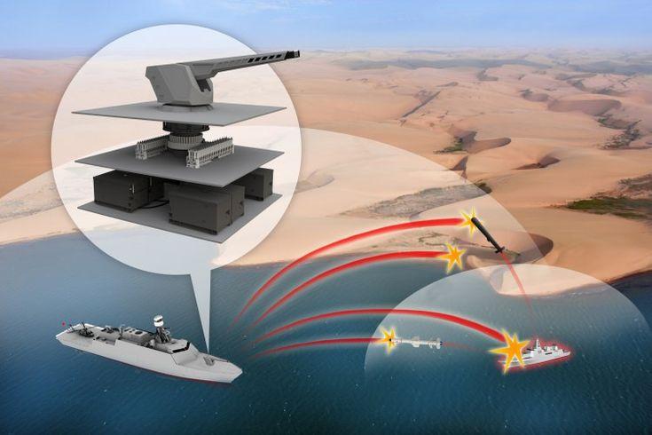 Η Τουρκία κάτω από άκρα μυστικότητα κατασκεύασε ηλεκτρομαγνητικό πυροβόλο και όπλο Laser για τις νέες Φρεγάτες TF-2000 επιθυμώντας κυριαρχία στην Α.Μεσόγειο