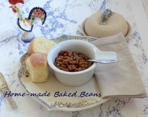 Home-Made Boston Baked Beans