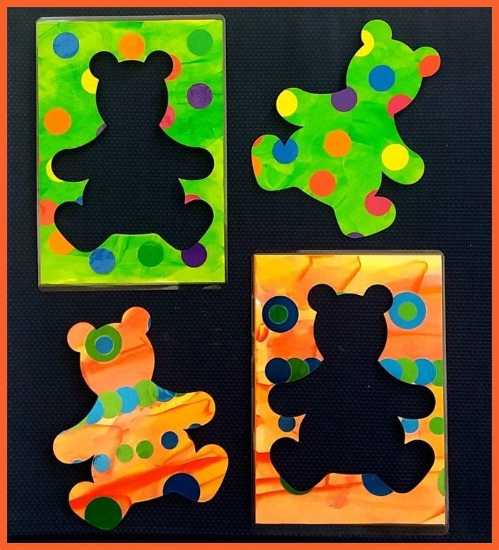 Jeux d'oursons pour les petits – Le tour de mes idées