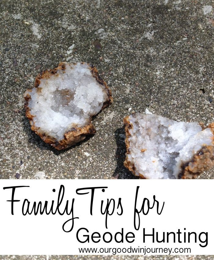Geode Looking – A How To Information to Assist You Hunt and Open Geodes