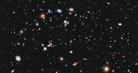Ten years' worth of data went into compiling the Hubble eXtreme Deep Field, the deepest view of our universe ever created.