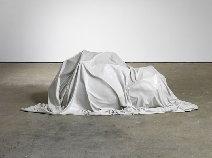 Ryan Gander I is...(vii), 2013 Marble, 70 x 240 x 130 cm