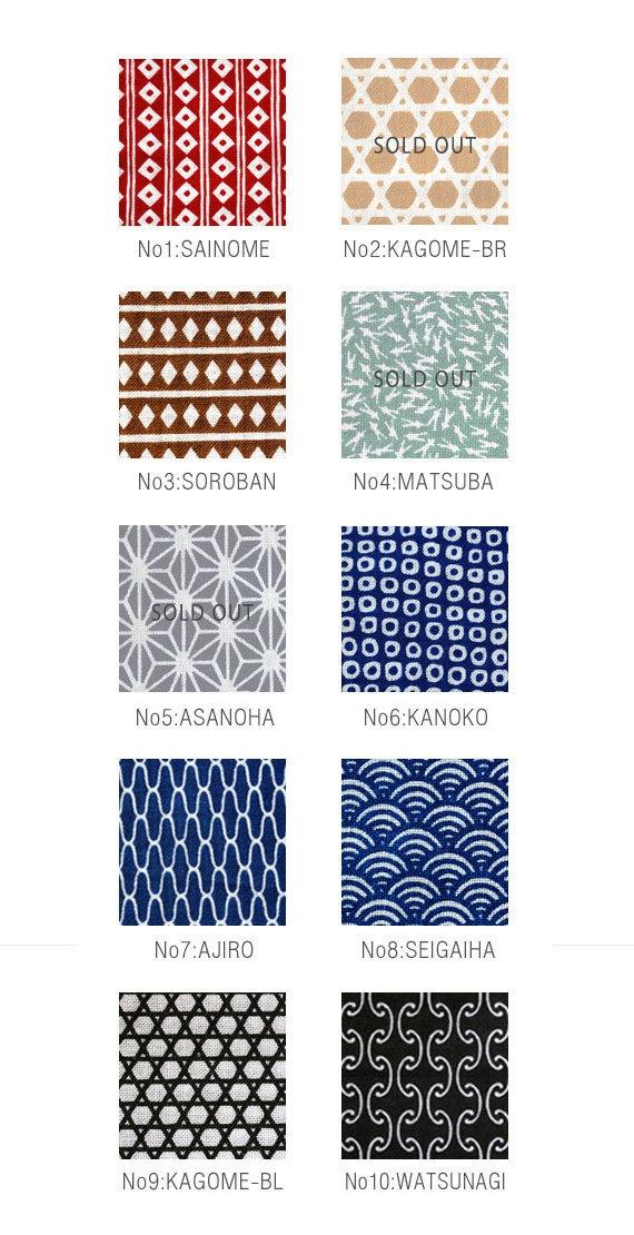 JAPANESE TENUGUI cotton fabric..