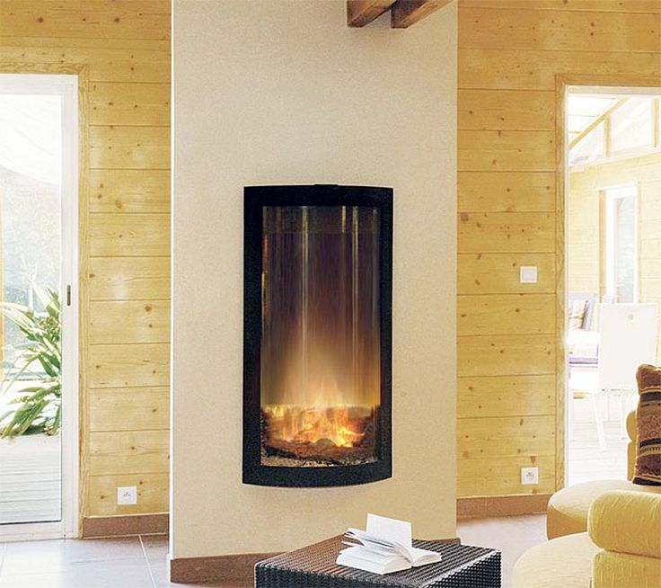 128 best Fireplaces For Indoors and Out images on Pinterest | Fire ...