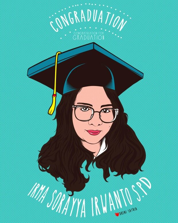 Frame Pop Up Graduation Pop Art  For order information  : vamonterin@gmail.com Line : adittambusai  #art #artwork #vector #vectorart #popartindonesia #popart #illustration #giftpop
