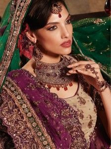 traditional Indian #wedding sarees #costumes
