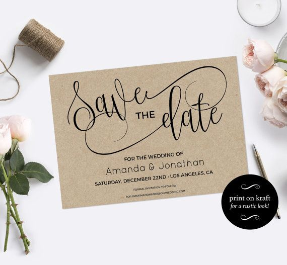 Best Affordable Save The Date Ideas Images On   Save