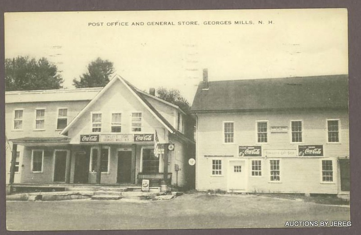 georges mills nh   ... OFFICE AND GENERAL STORE, GEORGES MILLS, NH 4 COCA COLA SIGNS   eBay