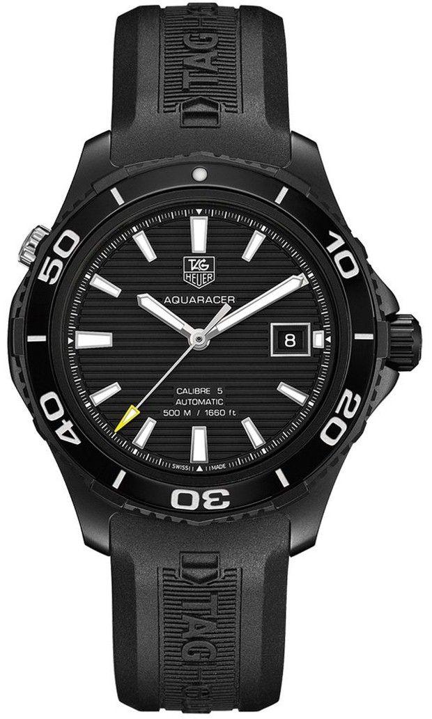 Tag Heuer men watches : Tag Heuer Aquaracer Men's Watch WAK2180.FT6027