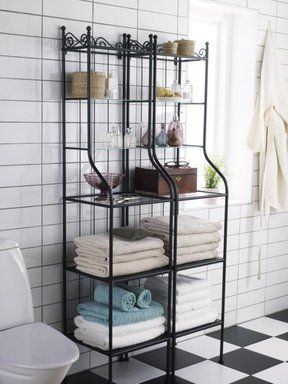 Complementos baño / Accesorios de baño: Pequeño #mueble ... - photo#15