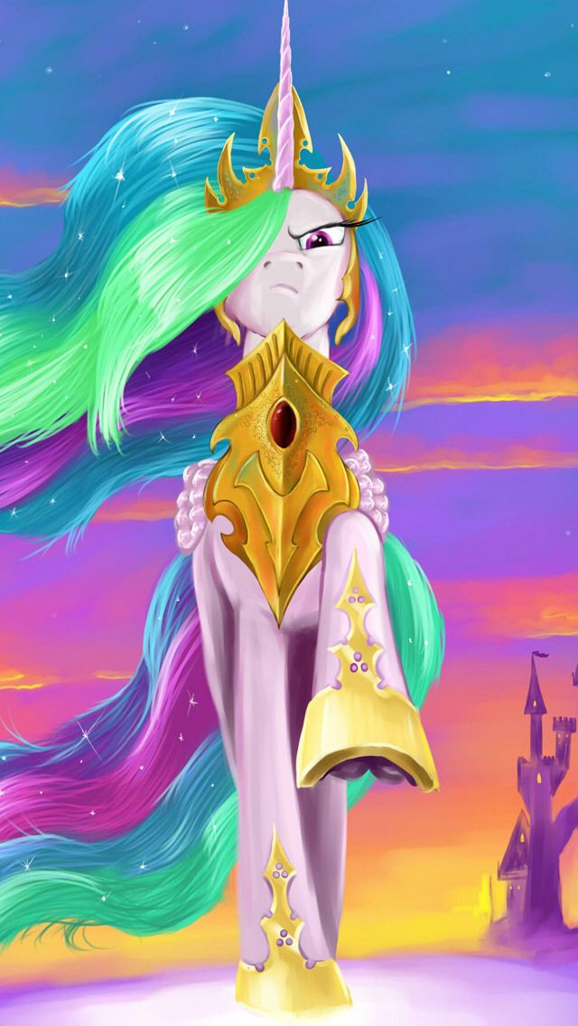 Princess Celestia MLP Wallpapers App