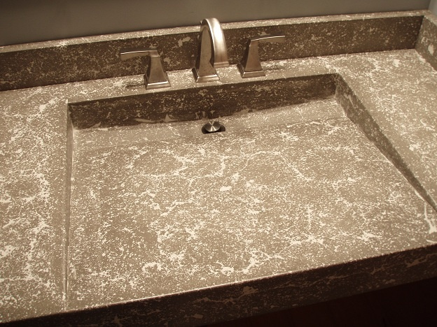 Concrete Laundry Sink Base : gameroom ideas concrete sink commerce countertops tiny house sinks ...