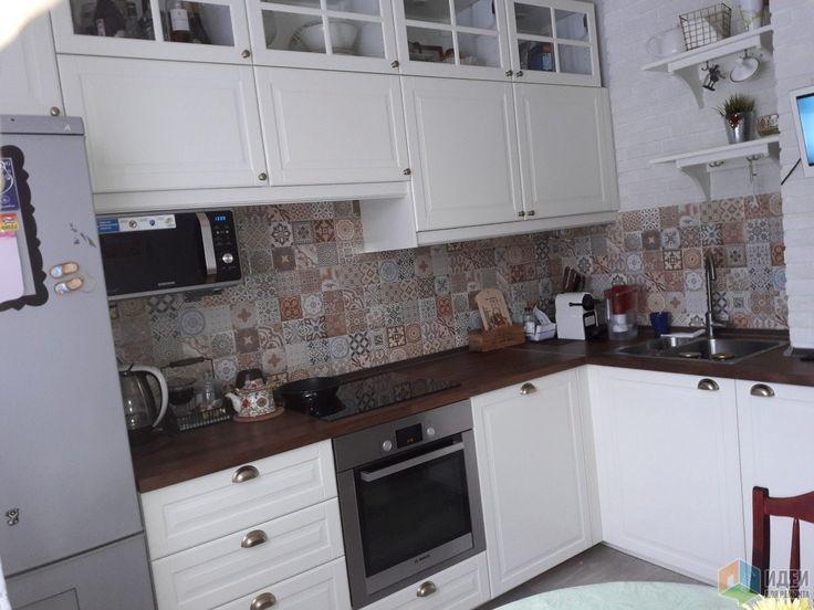 Как заселились в новую квартиру, не проходило и дня, что бы я не мечтала о новой кухне. Но, так как это одна из самых затратных статей в ремонте, мечты оставались мечтами, почтидва года. Пыталась старую кухню, оставшуюся от старых хозяев,...