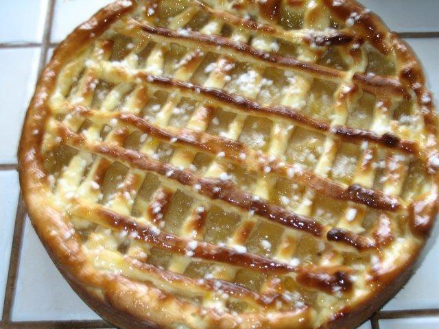 Das perfekte Apfelriemchen lecker fruchtiger Apfelkuchen rheinischer Art :)-Rezept mit Bild und einfacher Schritt-für-Schritt-Anleitung: Aus Mehl, Hefe…