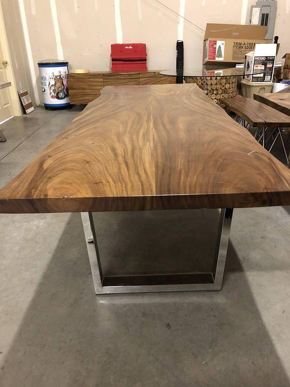 Rhine 9 Dining Table Solid Teak Wood