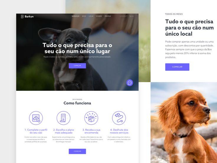 Barkyn Website by Scytale