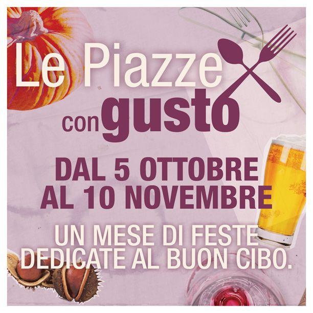 Siete pronti per un gustosissimo mese di prelibatezze e specialità a Le Piazze? ;-) www.lepiazzecastelmaggiore.it #lepiazze #lifestyle #shopping #castelmaggiore #food