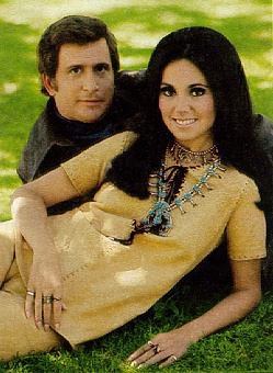 """""""That Girl"""" (1966-71) Marlo Thomas as Ann Marie, Ted Bessell as Donald Hollinger"""