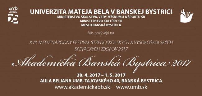 Je tu sviatok umenia – festival vysokoškolákov a stredoškolákov zborov - Vysoké školy - SkolskyServis.TERAZ.sk