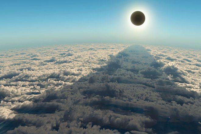Картинки по запросу Солнечное затмение