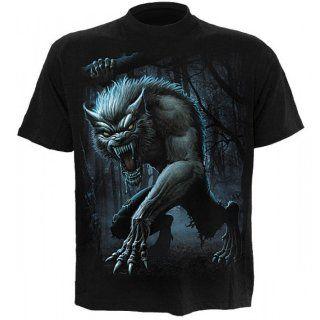T-shirt homme avec loup garou