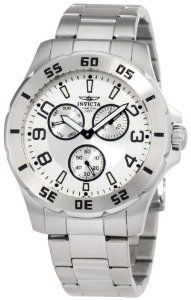 Invicta 1441 Silver Stainless Steel Watch