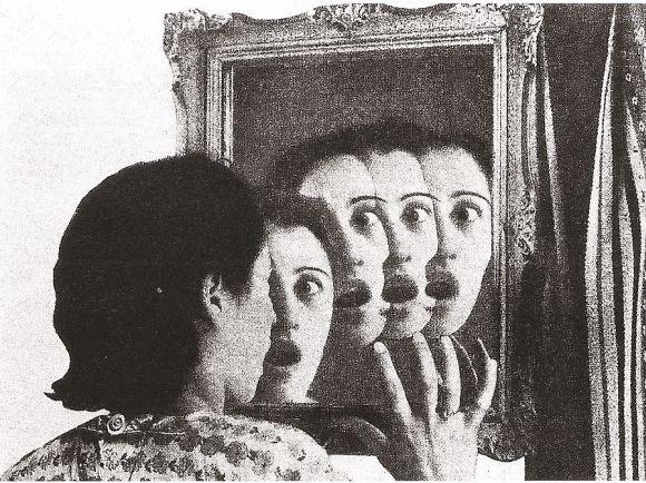 Grete Stern, Los sueños de espejo (Mirror Dreams)
