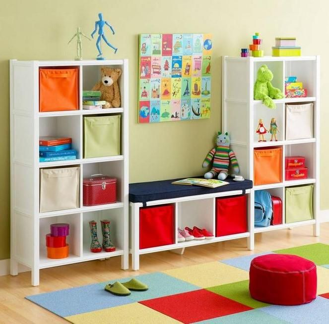 Toy Storage Ideas Diy