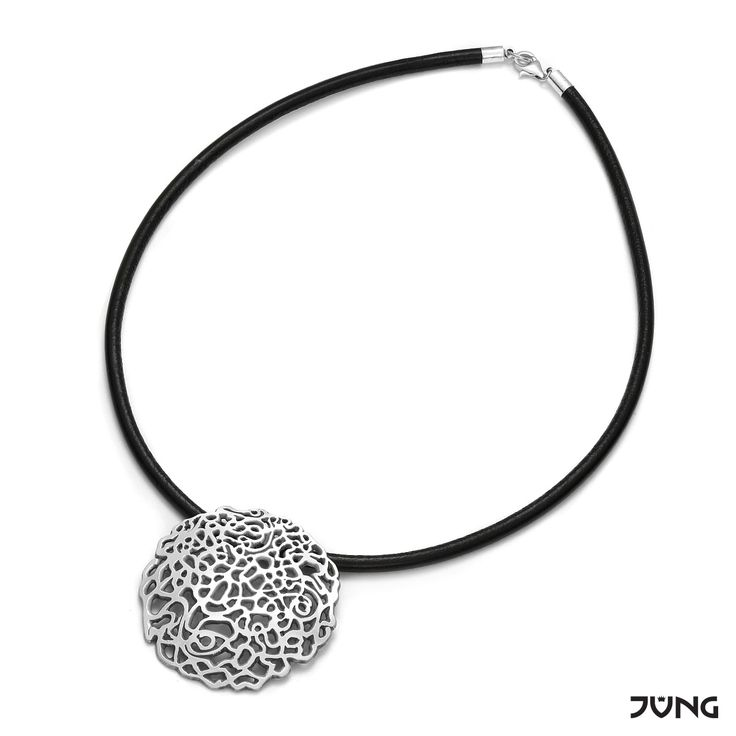 silver necklace  http://en.dawanda.com/product/95075567-silver-necklace