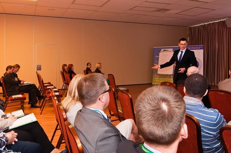 Konferencja Świnoujście 2012
