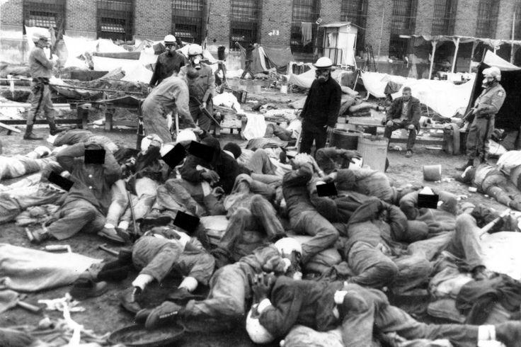 The true story of the Attica prison riot | New York Post