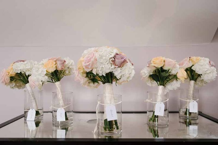 white-hydrangea-and-rose-bouquets-by-passion-for-flowers