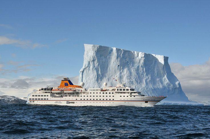 #Antarctica cruising aboard MS HANSEATIC #Luxury #Travel #Adventure